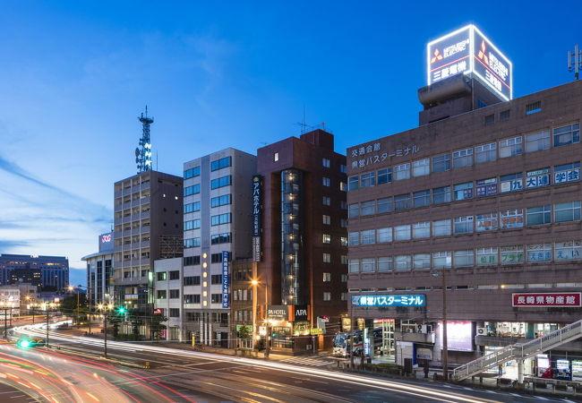 アパホテル<長崎駅前> 写真