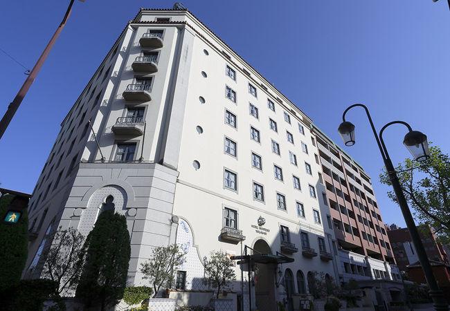 ホテルモントレ長崎 写真