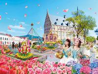 【フラワーフェスティバル】季節の移り変わりを五感で楽しむ♪