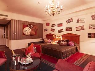 【1日1室限定】ホテルオリジナル「チョコレートルーム」プラン 写真