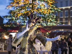 【非日常の世界へ】仮面舞踏会大カーニバル 写真