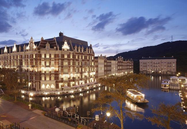 ハウステンボス・ホテルヨーロッパ 写真