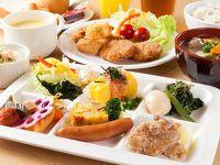 大分県の郷土料理が味わえる朝食付プラン(和・洋ブッフェ)