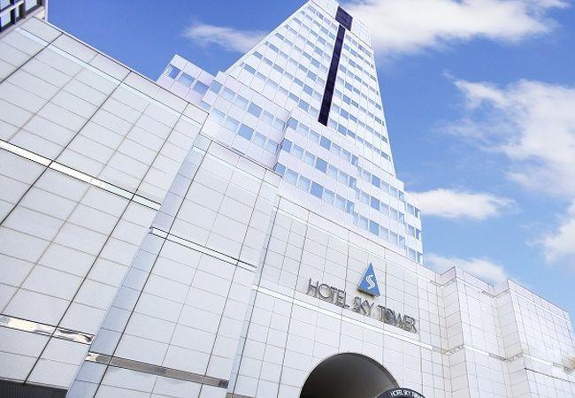 ホテルスカイタワー宮崎駅前 写真