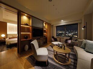 高層階のスイートルーム・デラックスルーム50%OFF 写真