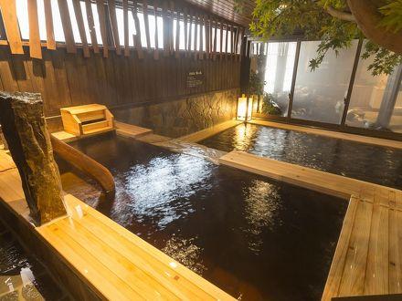 天然温泉 剱の湯 ドーミーイン富山 写真