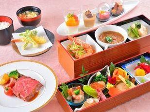 【リステルスタンダード】ホテル自慢のメニュー☆1泊2食付  写真
