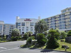 福島のホテル