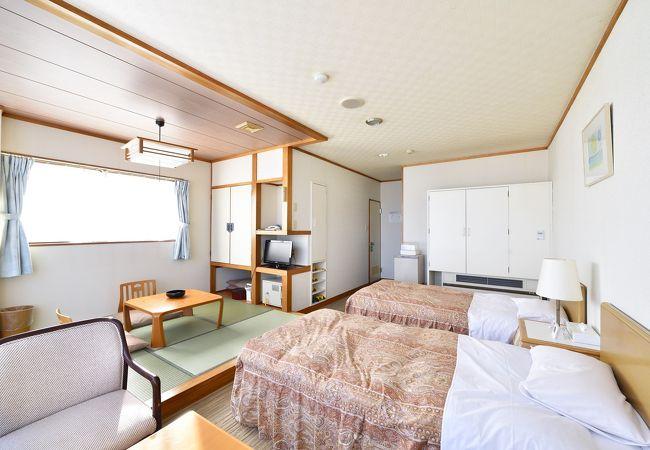 スパリゾートハワイアンズ ホテルハワイアンズ 写真