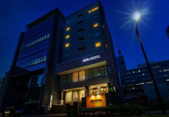 アパホテル<仙台勾当台公園> 写真