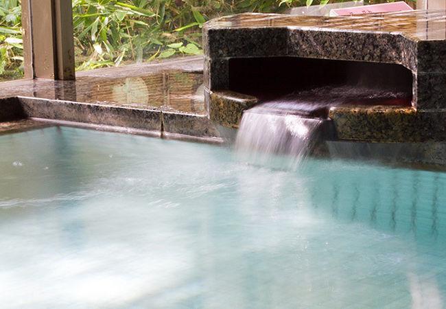 母神温泉 かんぽの宿観音寺 写真