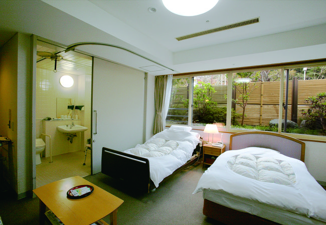 新姥子温泉 かんぽの宿 箱根 写真
