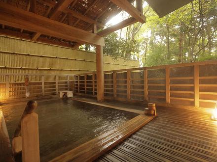 箱根小涌谷温泉 水の音 写真
