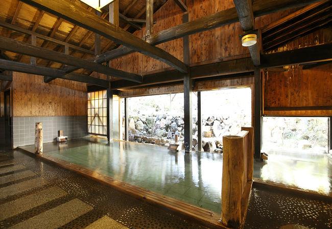 箱根強羅温泉 季の湯 雪月花 写真