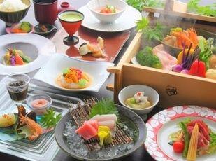 おひとり様最大2000円割引!2種の温泉と和の創作料理 写真