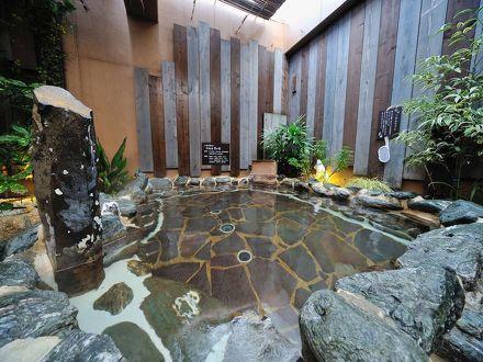 天然温泉 萩の湯 ドーミーイン仙台駅前 写真