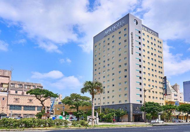 アパホテル<那覇> 写真