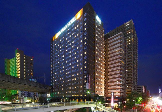 アパヴィラホテル<仙台駅五橋>(アパホテルズ&リゾーツ) 写真