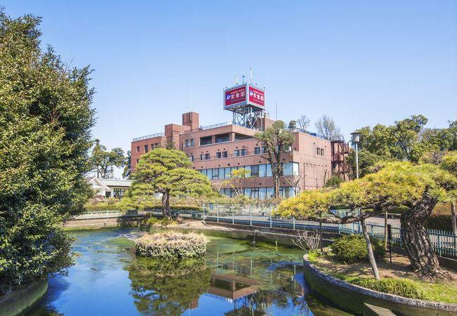ガーデンホテル紫雲閣 写真