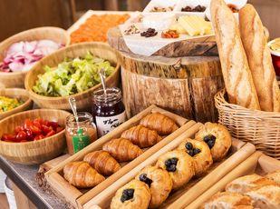 1日3組限定 ドッグフレンドリールーム誕生記念朝食付プラン  写真