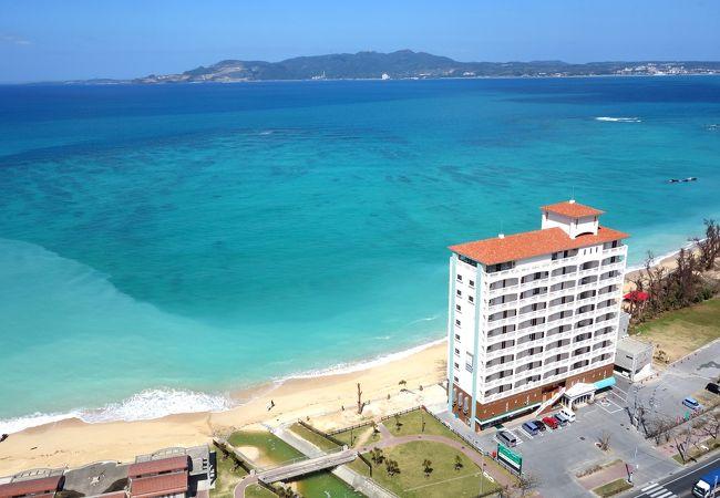 ベストウェスタン沖縄幸喜ビーチ 写真