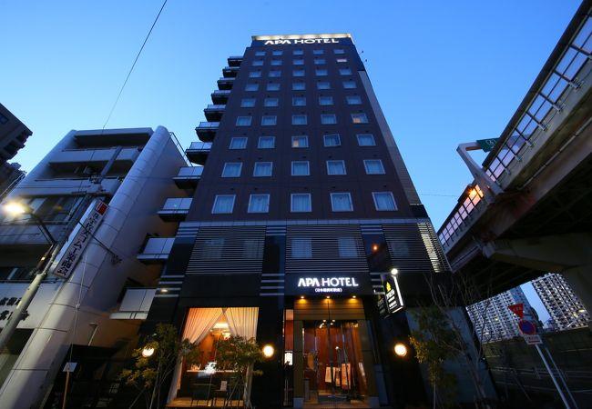 アパホテル<日本橋浜町駅南> 写真