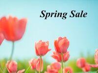 Spring Sale  3月の宿泊がリーズナブルに。