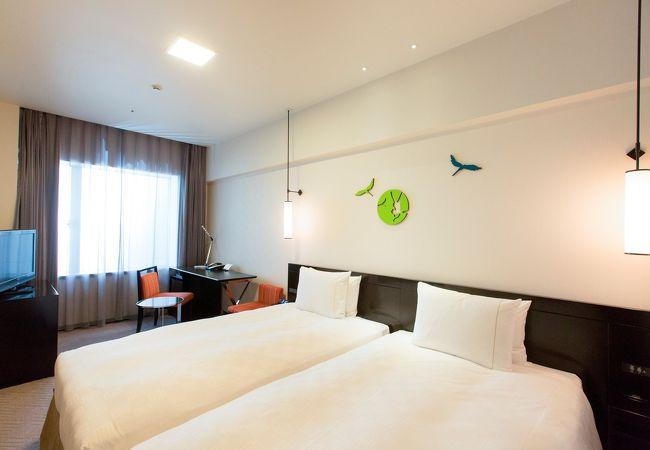 ザ ロイヤルパークホテル 京都三条 写真