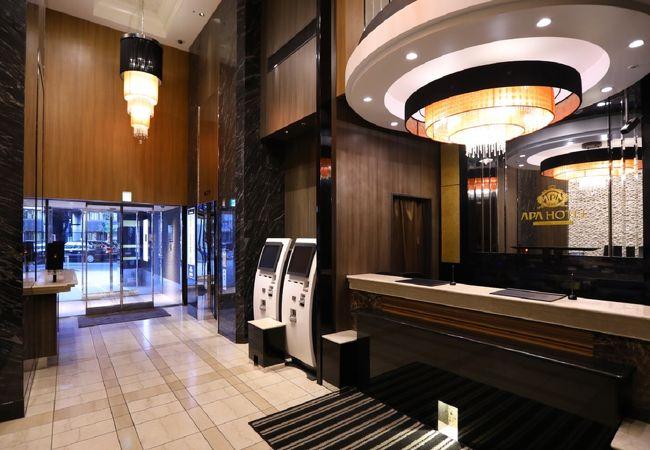 アパホテル<神田駅東> 写真