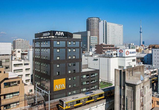 アパホテル<秋葉原駅前> 写真