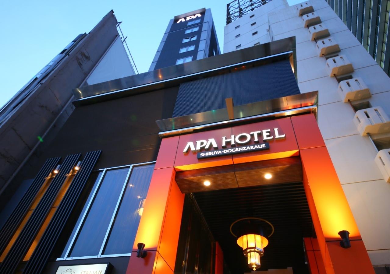 アパホテル<渋谷道玄坂上> 写真