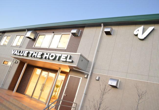 バリュー・ザ・ホテル広野 写真