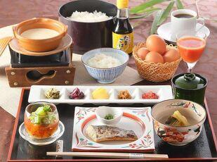 GoTo対象 手作り汲み豆富新鮮葉酸たまご朝ごはんプラン  写真