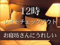 【現金特価★室数限定】メガ得プチダブル★12時アウト