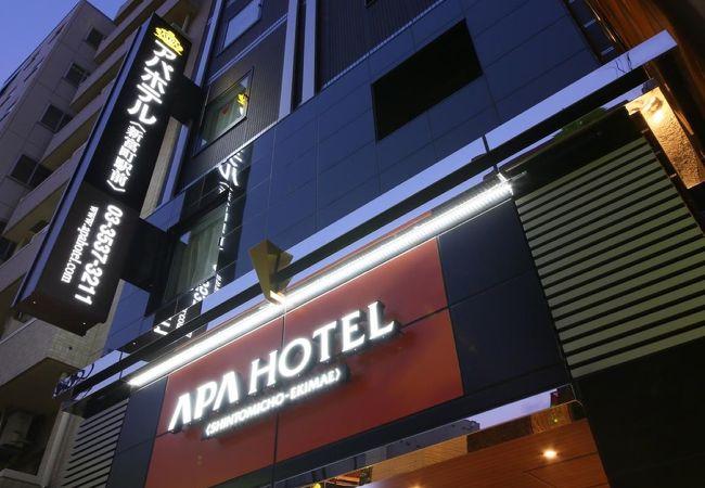 アパホテル<新富町駅前> 写真