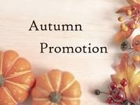 Autumn Promotion 秋旅応援プラン