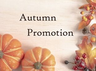 Autumn Promotion 秋旅応援プラン 写真