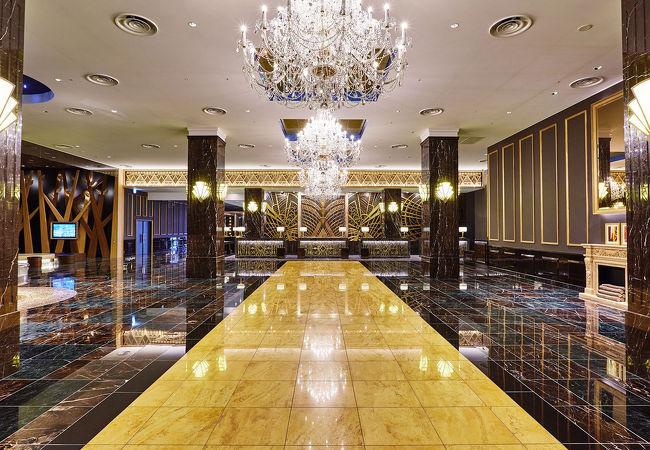 ザ パーク フロント ホテル アット ユニバーサル・スタジオ・ジャパン 写真