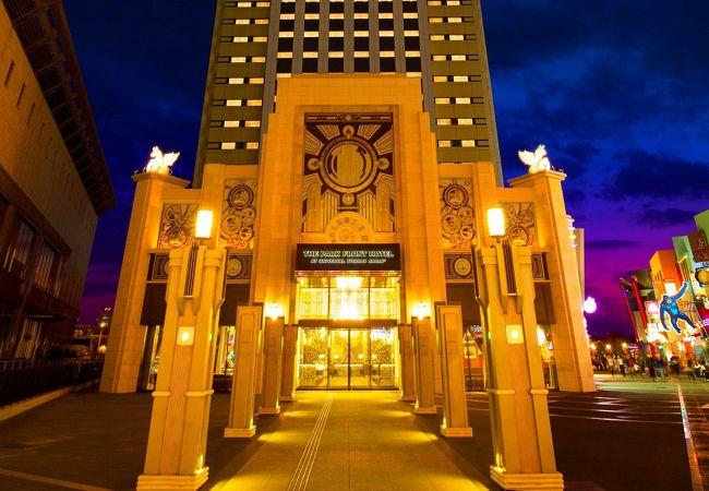 ザ パーク フロント ホテル アット ユニバーサル・スタジオ・ジャパン TM 写真