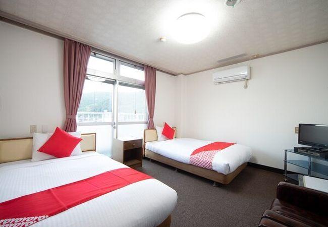 OYOホテル 鶴 川内 写真