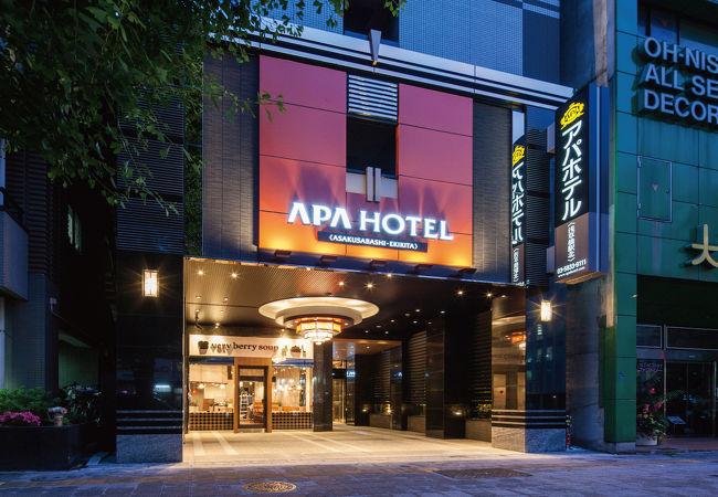 アパホテル<浅草橋駅北> 写真