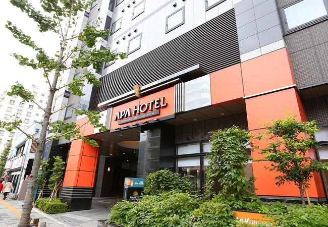 アパホテル<品川 泉岳寺駅前> 写真