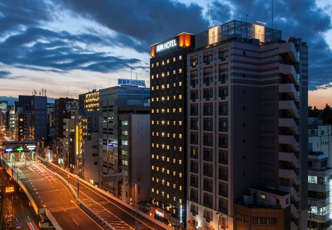 アパホテル<上野駅前> 写真