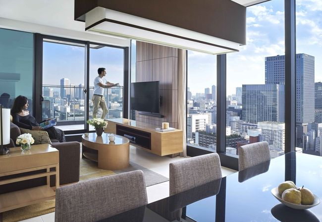 オークウッドプレミア東京 写真