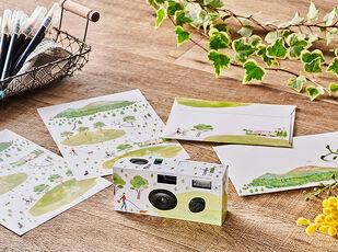 Spring Letter -写真と手紙で贈る、軽井沢の春- 写真