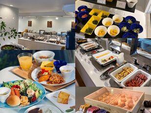 朝食はレストラン『ALLY'S』で提供中! 写真