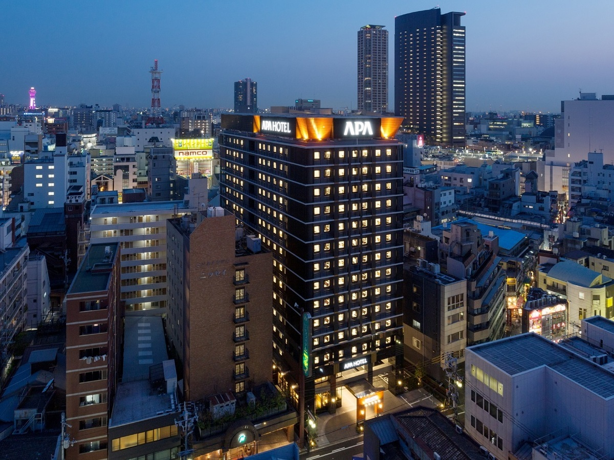 アパホテル<なんば駅東> 写真