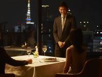ホテルで優雅なひとときを~GINZA CASITAで旬の味を
