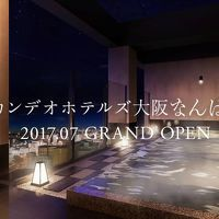 CANDEO HOTELS 大阪なんば 写真
