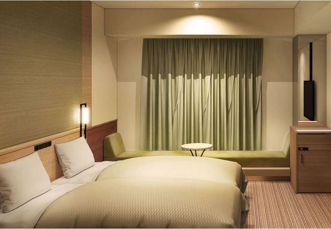 カンデオホテルズ 東京新橋 写真